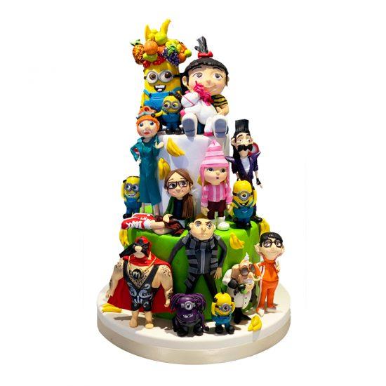 cizgifilm-karakterleri-pasta