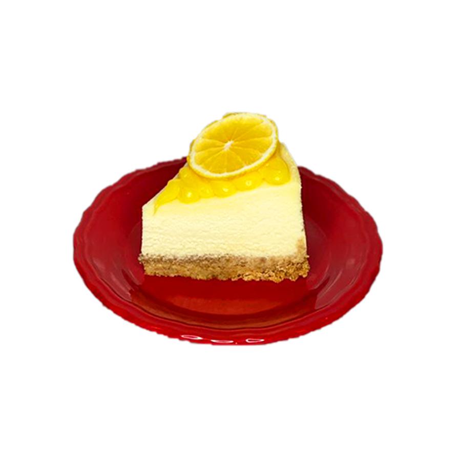 dilim limonlu cheescake